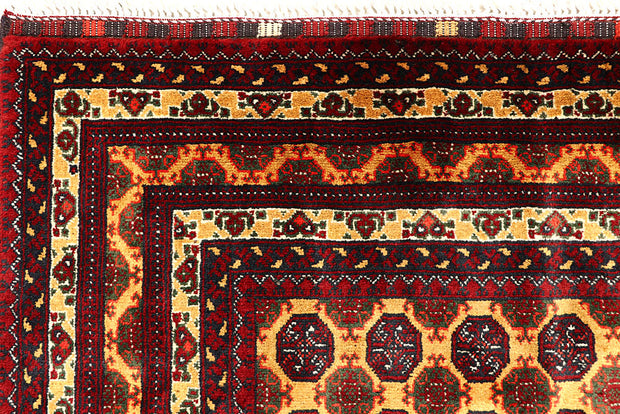Multi Colored Baluchi 3' 3 x 4' 11 - No. 61811 - ALRUG Rug Store