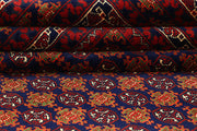 Multi Colored Baluchi 6' 4 x 9' 4 - No. 61837