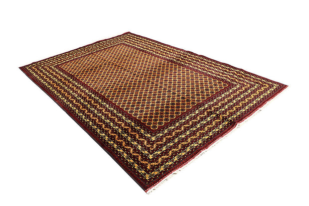 Multi Colored Baluchi 6' 4 x 9' 7 - No. 61840