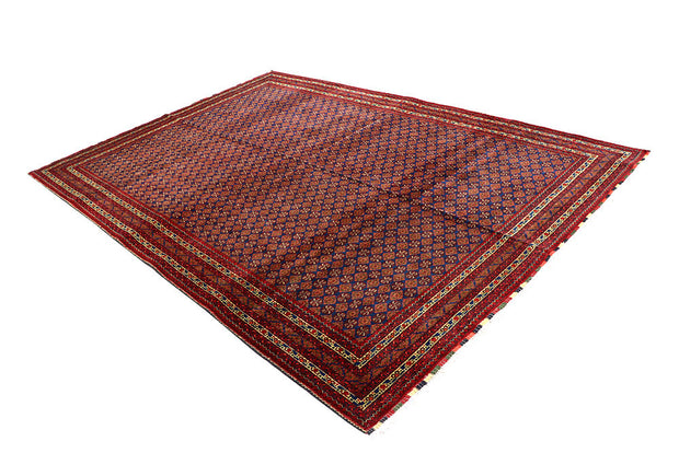 Multi Colored Baluchi 6' 8 x 9' 10 - No. 61841