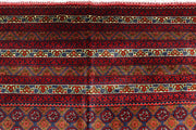 Multi Colored Baluchi 6' 4 x 9' 5 - No. 61842