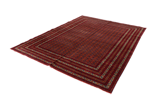 Multi Colored Baluchi 6' 4 x 9' 5 - No. 61842 - ALRUG Rug Store