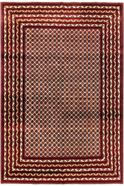 Multi Colored Baluchi 6' 5 x 9' 3 - No. 61848 - ALRUG Rug Store