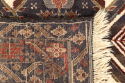 Multi Colored Baluchi 3' 8 x 11' 5 - No. 61874 - ALRUG Rug Store