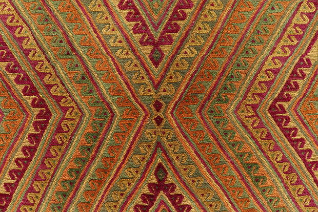 Multi Colored Mashwani 4' 8 x 6' 2 - No. 61897 - ALRUG Rug Store