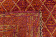 Multi Colored Mashwani 5' x 6' 2 - No. 61902 - ALRUG Rug Store
