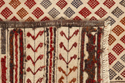 Old Lace Soumak 4' 2 x 5' 7 - No. 61951 - ALRUG Rug Store