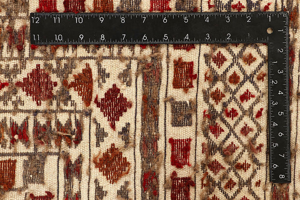 Old Lace Soumak 4' 2 x 5' 8 - No. 61952 - ALRUG Rug Store