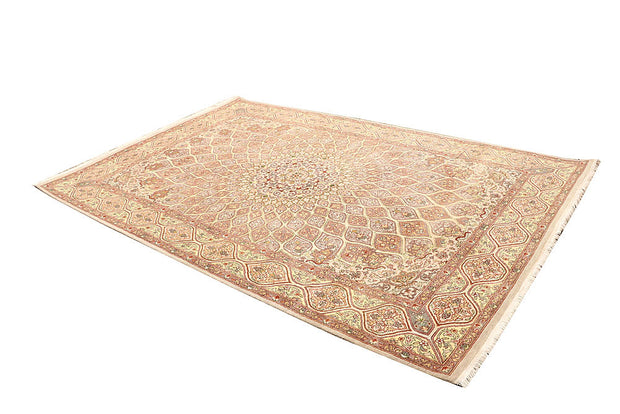 Multi Colored Gombud 6' x 9' 2 - No. 61963 - ALRUG Rug Store