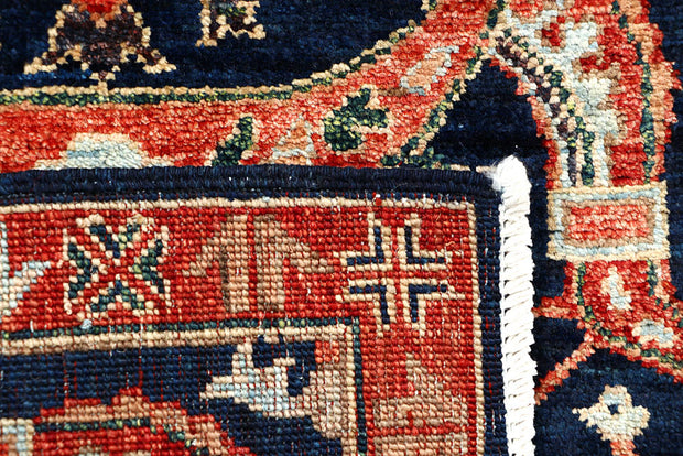 Midnight Blue Oushak 2' x 4' 10 - No. 61988 - ALRUG Rug Store