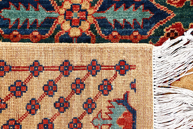 Multi Colored Oushak 2' 7 x 9' 11 - No. 62028 - ALRUG Rug Store
