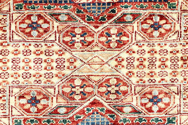 Blanched Almond Mamluk 3' 1 x 5' 1 - No. 62089 - ALRUG Rug Store