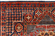Multi Colored Mamluk 3' 3 x 5' 1 - No. 62100 - ALRUG Rug Store