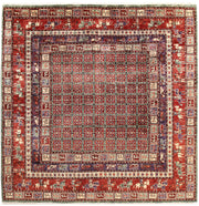 Multi Colored Ziegler 8' x 8' - No. 62199 - ALRUG Rug Store