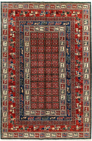 Multi Colored Ziegler 6' x 8' 11 - No. 62233 - ALRUG Rug Store