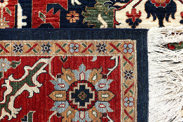 Midnight Blue Oushak 8' 11 x 12' - No. 62252 - ALRUG Rug Store
