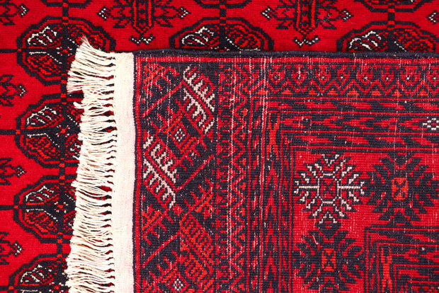 Dark Red Bokhara 4' x 5' 11 - No. 63285 - ALRUG Rug Store