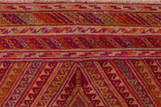Multi Colored Mashwani 7' x 9' 1 - No. 63384 - ALRUG Rug Store