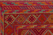 Multi Colored Mashwani 2' 5 x 12' 5 - No. 63502 - ALRUG Rug Store