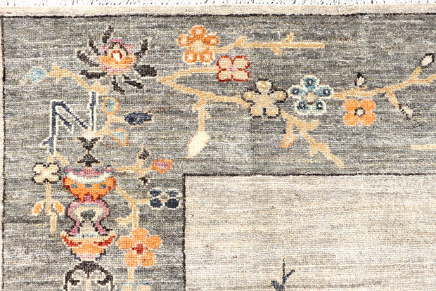 Wheat Gabbeh 8' 2 x 9' 7 - No. 63579 - ALRUG Rug Store