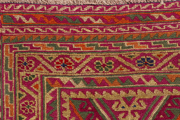 Multi Colored Mashwani 2' 8 x 12' 4 - No. 63605 - ALRUG Rug Store