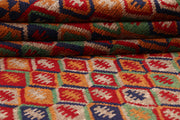 Multi Colored Baluchi 4' 1 x 5' 8 - No. 64102