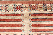 Multi Colored Oushak 8' x 9' 10 - No. 64714 - ALRUG Rug Store