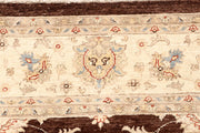 Saddle Brown Ziegler 8' x 10' - No. 64743 - ALRUG Rug Store
