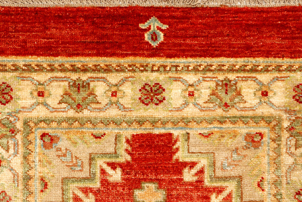 Red Oushak 2' 9 x 7' 11 - No. 65446 - ALRUG Rug Store