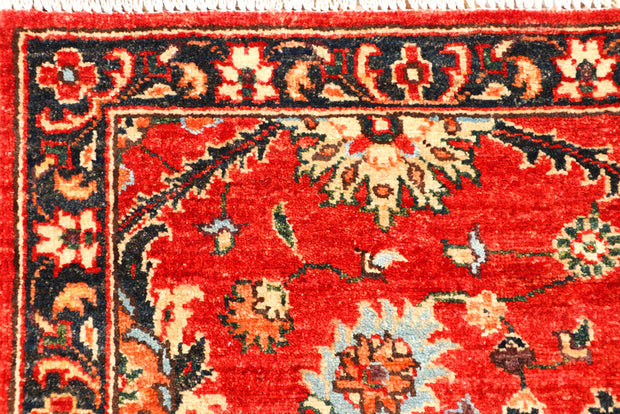 Red Oushak 2' 1 x 5' 7 - No. 65596 - ALRUG Rug Store
