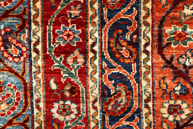 Multi Colored Shawl 2' 7 x 8' 1 - No. 65626 - ALRUG Rug Store