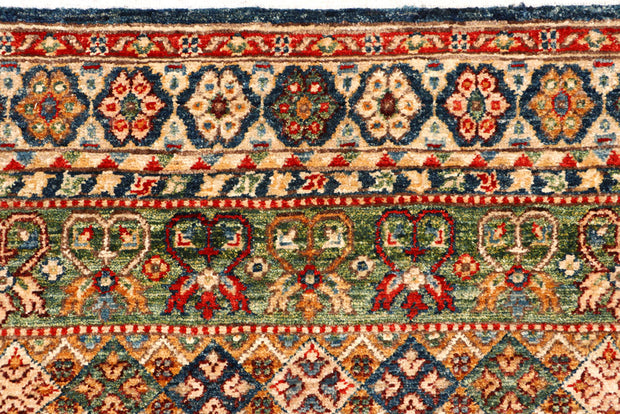 Multi Colored Ziegler 4' 11 x 6' 9 - No. 65703 - ALRUG Rug Store