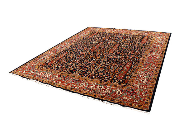Multi Colored Ziegler 8' 1 x 9' 7 - No. 65781 - ALRUG Rug Store