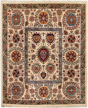 Blanched Almond Ziegler 8' 2 x 10' - No. 65785 - ALRUG Rug Store