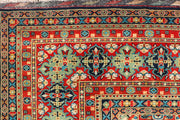 Multi Colored Khal Mohammadi 12' 11 x 19' 5 - No. 65876 - ALRUG Rug Store
