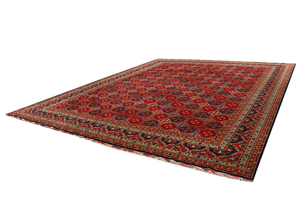 Multi Colored Khal Mohammadi 12' 11 x 16' 1 - No. 65877 - ALRUG Rug Store