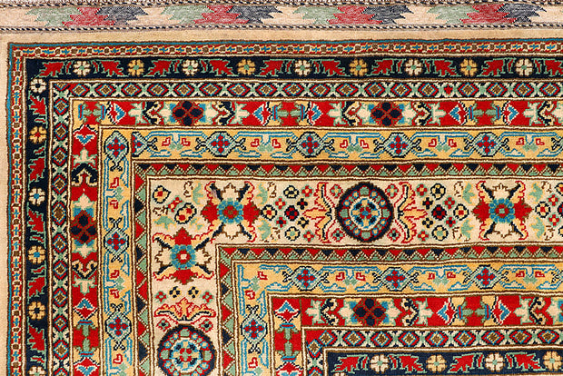 Multi Colored Khal Mohammadi 13' 1 x 19' 3 - No. 65878 - ALRUG Rug Store