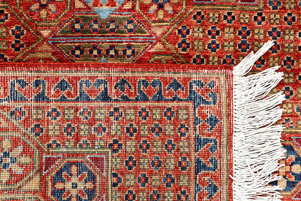 Multi Colored Mamluk 3' 3 x 5' 1 - No. 65909 - ALRUG Rug Store