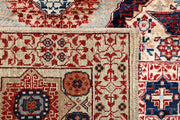 Blanched Almond Mamluk 3' 1 x 5' 2 - No. 65931 - ALRUG Rug Store