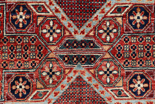 Multi Colored Mamluk 3' 1 x 5' - No. 65940
