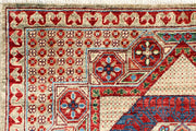 Multi Colored Mamluk 3' 3 x 5' 1 - No. 65949 - ALRUG Rug Store