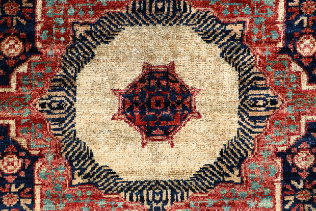 Midnight Blue Mamluk 2' 1 x 5' 1 - No. 65991 - ALRUG Rug Store