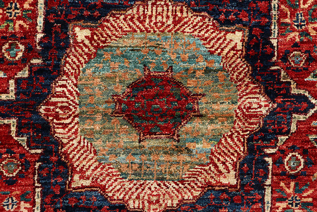 Brown Mamluk 2' 1 x 4' 10 - No. 66018 - ALRUG Rug Store