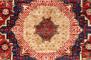 Brown Mamluk 2' x 4' 10 - No. 66026 - ALRUG Rug Store