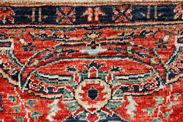 Brown Ziegler 2' x 5' 1 - No. 66034 - ALRUG Rug Store