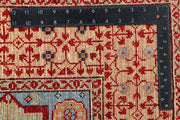 Light Blue Mamluk 4' x 6' - No. 66073 - ALRUG Rug Store