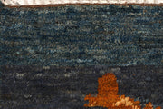 Multi Colored Abstract 5' 8 x 7' 9 - No. 66266 - ALRUG Rug Store