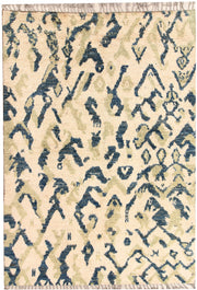 Multi Colored Abstract 5' 8 x 7' 11 - No. 66274 - ALRUG Rug Store