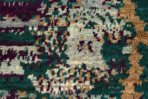 Multi Colored Abstract 5' 3 x 7' 10 - No. 66285 - ALRUG Rug Store