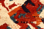 Multi Colored Abstract 5' 4 x 6' 7 - No. 66299 - ALRUG Rug Store
